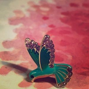 ♠️ Kate Spade Scenic Route Hummingbird Studs